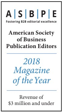 CBT 2018 Magazine of the Year